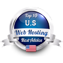 top 10 us web hosting